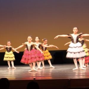 ジュニアクラシックバレエ