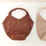 金曜手編みサロン「エコバッグ」