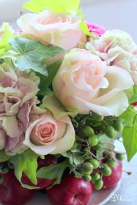 パリのお花屋さんデザイン講座