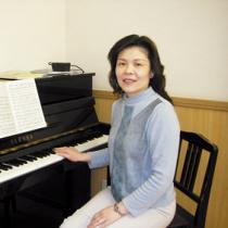 ピアノ上野先生