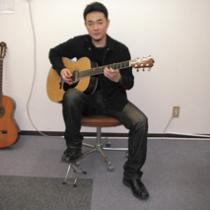 ギター平岡究講師